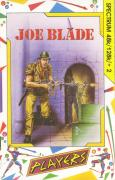 Joe Blade ZX Spectrum Front Cover