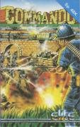Commando ZX Spectrum Front Cover