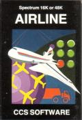 Airline ZX Spectrum Front Cover