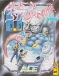 Alien Syndrome ZX Spectrum Front Cover