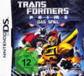 Transformers Prime: The Game Nintendo DS Front Cover