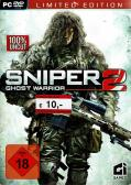 Sniper: Ghost Warrior 2 (Limited Edition) Windows Front Cover