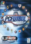 PC Fútbol 2001 Windows Front Cover