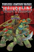 Teenage Mutant Ninja Turtles: Mutants in Manhattan Xbox One Front Cover