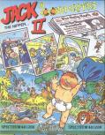 Jack the Nipper... II in Coconut Capers ZX Spectrum Front Cover