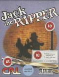 Jack the Ripper ZX Spectrum Front Cover