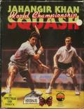 Jahangir Khan World Championship Squash ZX Spectrum Front Cover