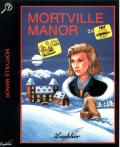 Mortville Manor DOS Front Cover