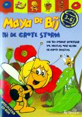 Maya the Bee: What a Thunderstorm Macintosh Front Cover