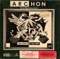 Archon: The Light and the Dark ZX Spectrum Front Cover
