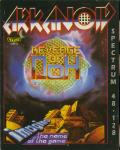 Arkanoid: Revenge of DOH ZX Spectrum Front Cover