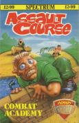 Assault Course: Combat Academy ZX Spectrum Front Cover