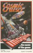 Cosmic Cruiser ZX Spectrum Front Cover