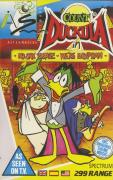 Count Duckula in No Sax Please - We're Egyptian ZX Spectrum Front Cover