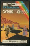 Cyrus ZX Spectrum Front Cover