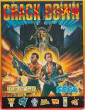 Crack Down ZX Spectrum Front Cover