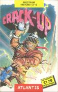 Crack-Up ZX Spectrum Front Cover