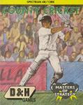 Cricket Captain ZX Spectrum Front Cover