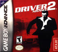 Driver 2 Advance Game Boy Advance Front Cover