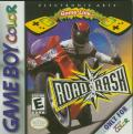Road Rash Game Boy Color Front Cover