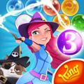 Bubble Witch 3 Saga iPad Front Cover
