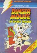 Danger Mouse in Double Trouble ZX Spectrum Front Cover