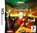 Avatar: The Last Airbender - The Burning Earth Nintendo DS Front Cover
