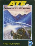 ATF: Advanced Tactical Fighter ZX Spectrum Front Cover