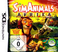 SimAnimals: Africa Nintendo DS Front Cover