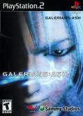 Galerians: Ash PlayStation 2 Front Cover