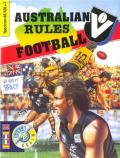 Australian Rules Football ZX Spectrum Front Cover