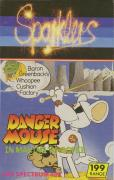 Danger Mouse In Making Whoopee ZX Spectrum Front Cover