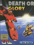 Death or Glory ZX Spectrum Front Cover