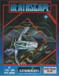 Deathscape ZX Spectrum Front Cover