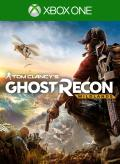 Tom Clancy's Ghost Recon: Wildlands Xbox One Front Cover 1st version