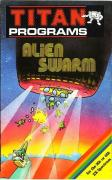 Alien Swarm ZX Spectrum Front Cover