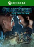 Bulletstorm: Full Clip Edition Xbox One Front Cover 1st version