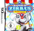Ringling Bros. and Barnum & Bailey: Circus Friends - Asian Elephants Nintendo DS Front Cover