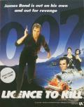 007: Licence to Kill ZX Spectrum Front Cover