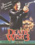 Death Wish 3 ZX Spectrum Front Cover