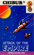 Attack of the Empire ZX Spectrum Front Cover