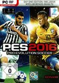 PES 2016: Pro Evolution Soccer (Day One Edition) Windows Front Cover
