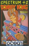 Donkey Kong ZX Spectrum Front Cover