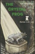 The Crystal Frog ZX Spectrum Front Cover