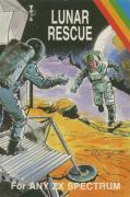Lunar Rescue ZX Spectrum Front Cover