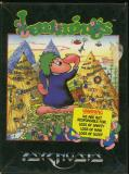 Lemmings ZX Spectrum Front Cover