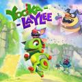 Yooka-Laylee PlayStation 4 Front Cover