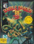 Double Dragon 3: The Rosetta Stone ZX Spectrum Front Cover