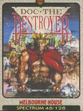 Doc the Destroyer ZX Spectrum Front Cover