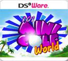 101 MiniGolf World Nintendo DSi Front Cover